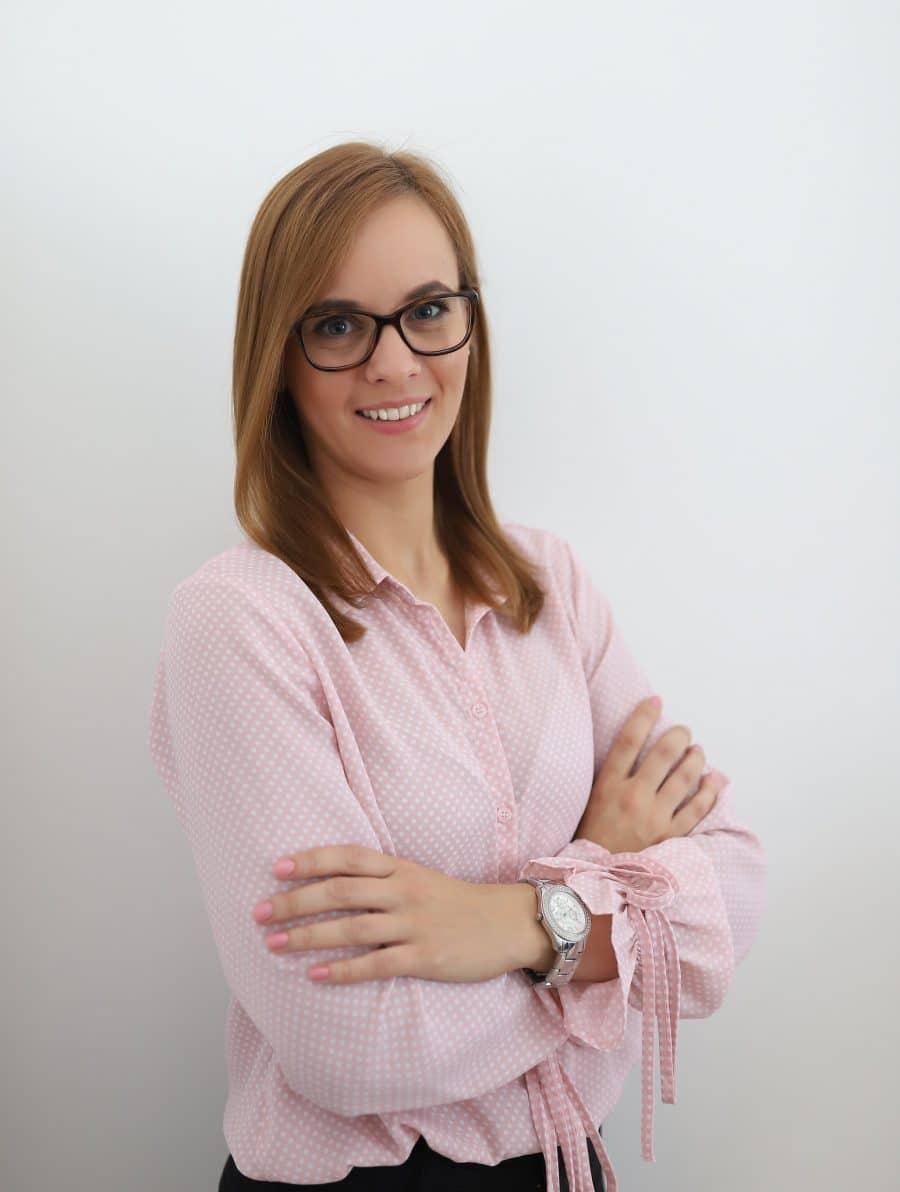 Lidija - Marisha tim